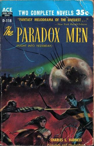 The Paradox Men (1955)