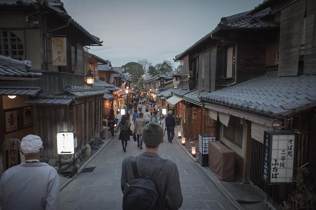 2013.Apr.Kyoto.京都.清水寺二年坂