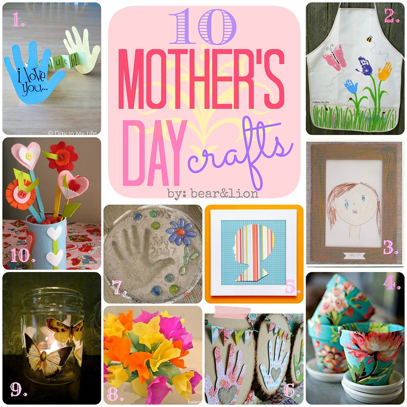 10 Mother S Day Craft Ideas