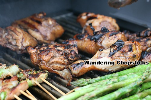 Ga Nuong Me Cam (Vietnamese Grilled Tamarind Orange Chicken) 5