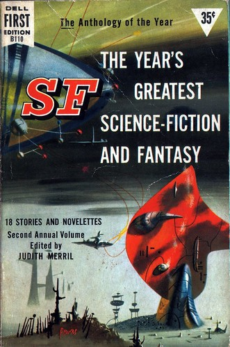 SF: The Year's Greatest Science-Fiction and Fantasy Second Annual Volume (1957)