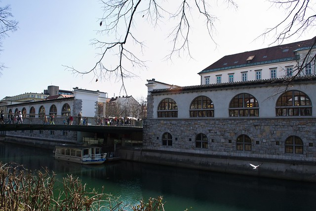 Butchers'Bridge - The Bridges of Ljubljana | packmeto.com