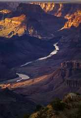 sunset - Grand Canyon - 3-31-13  04