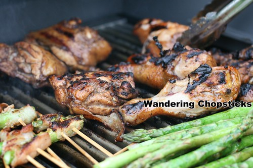 Ga Nuong Me Cam (Vietnamese Grilled Tamarind Orange Chicken) 1