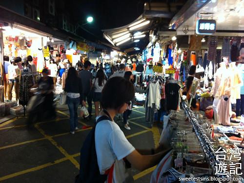 taiwan trip blog day 2 ximending taipei 101 agnes b cafe wufenpu raohe night market 46