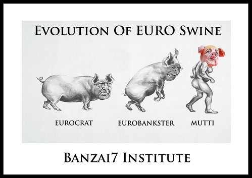EVOLUTION OF EUROSWINE by WilliamBanzai7/Colonel Flick