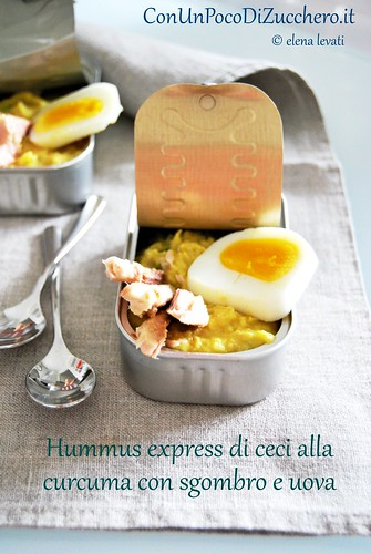 Hummus express di ceci 1