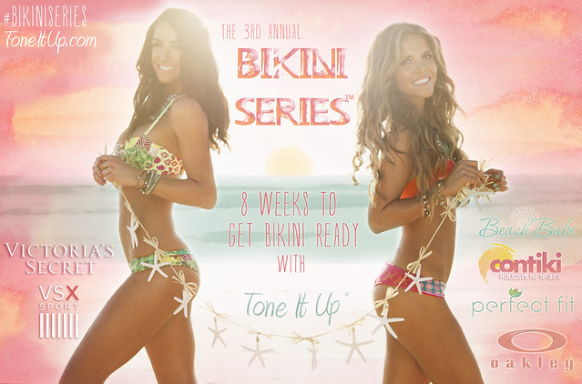 8 Weeks! Bikini Series! Tone It Up!