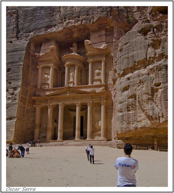 Conquistando Petra