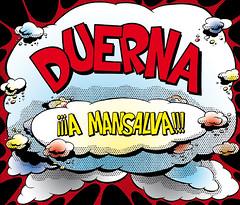 """Duerna """"A Mansalva"""""""