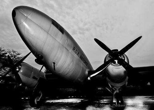 ROK Airforce C-45