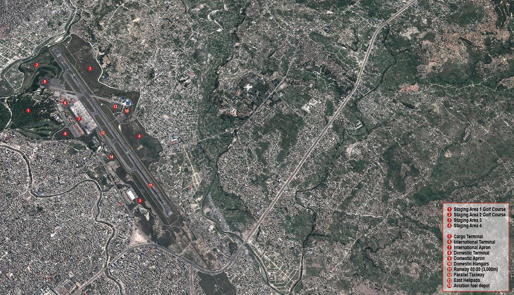 The Kathmandu airlift | Nation | Nepali Times