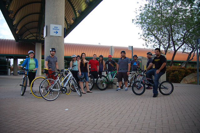 Richardson Riders Heading To The Dallas Critical Mass