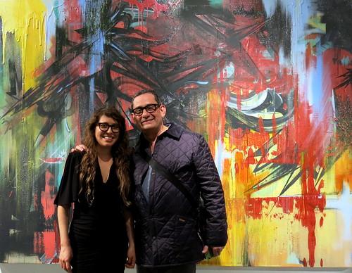 Sofia Maldonado & Jerry Otero @ Magnan Metz by LoisInWonderland