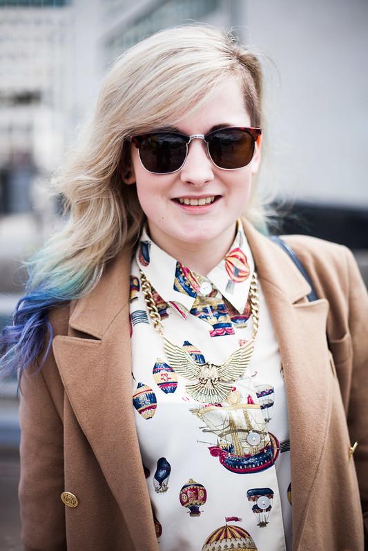 Street Style - Natalie, Vogue Festival