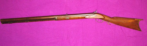 William Rugh Rifle - Made In Peoria, Illinois