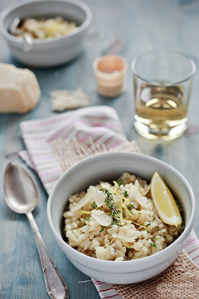 Lemon Thyme Fennel Risotto-0148 by Meeta K. Wolff