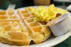 A Marriott waffle
