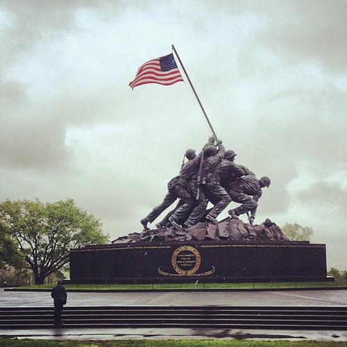 US marine memorial. Day_042