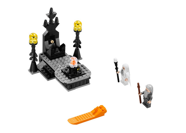 LEGO The Lord of the Rings 79005 - The Wizard Battle
