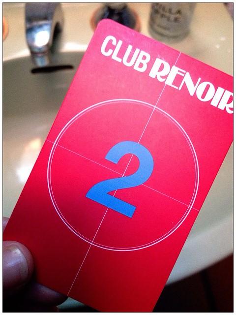 Ciclo club renoir