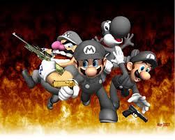 Mario w mafii