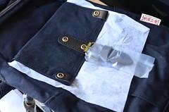 [ハンプコウボウ] 帆布工房 ミリタリーライン ボディ