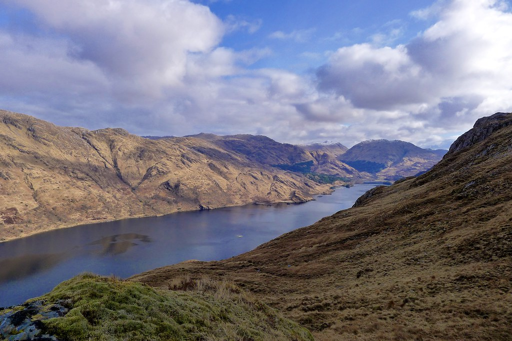 Loch Shiel towards Glenfinnan