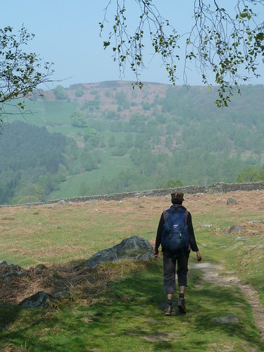 A walk from Baslow to Chatsworth and Robin Hood ...