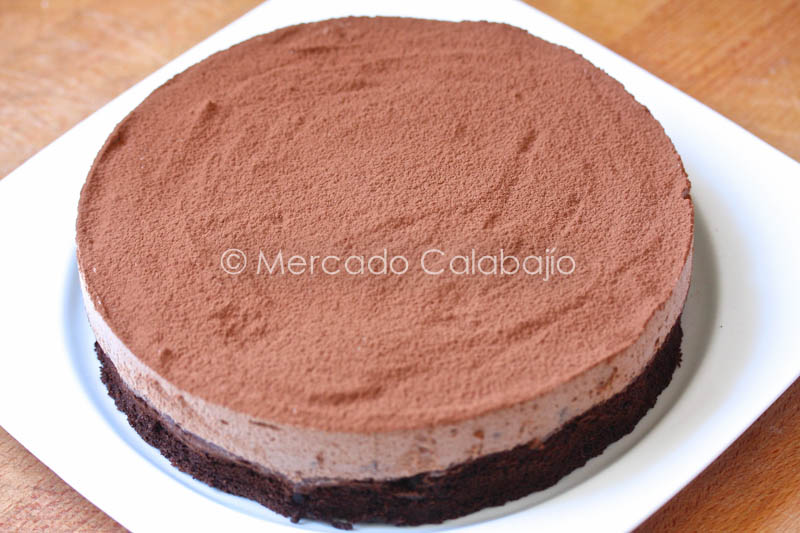 TARTA BROWNIE DE OREO CON MOUSSE DE CHOCOLATE-29