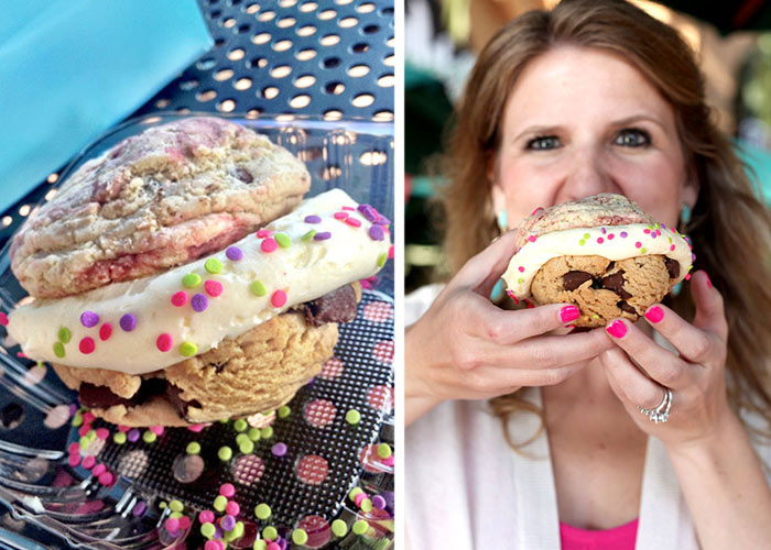 Wonderland Cookie Sandwich