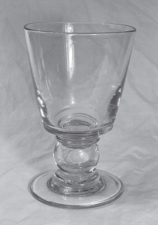 Goblet with 1832 Dime