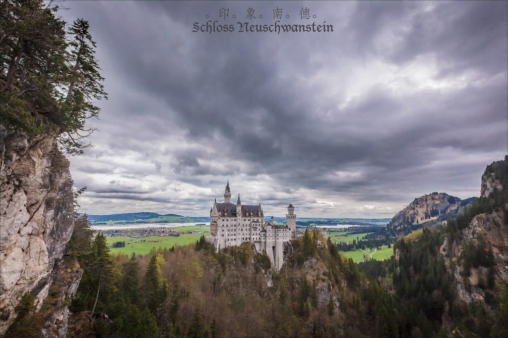 Schloss Neuschwanstein 新天鵝堡
