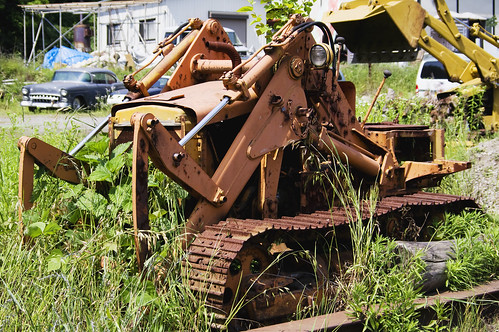 厚木基地散策 V 鉄分補給と錆サビ