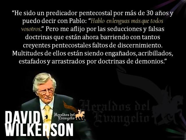 David Wilkerson - Heraldos del Evangelio