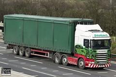 Scania R440 6x2 Tractor - PE12 VKF - Annie Elizabeth - Eddie Stobart - M1 J10 Luton - Steven Gray - IMG_4964