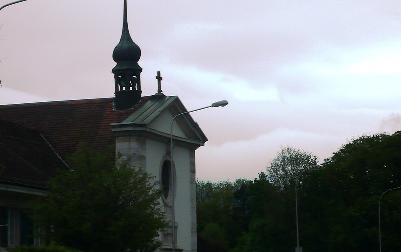 Church on Baselstrasse