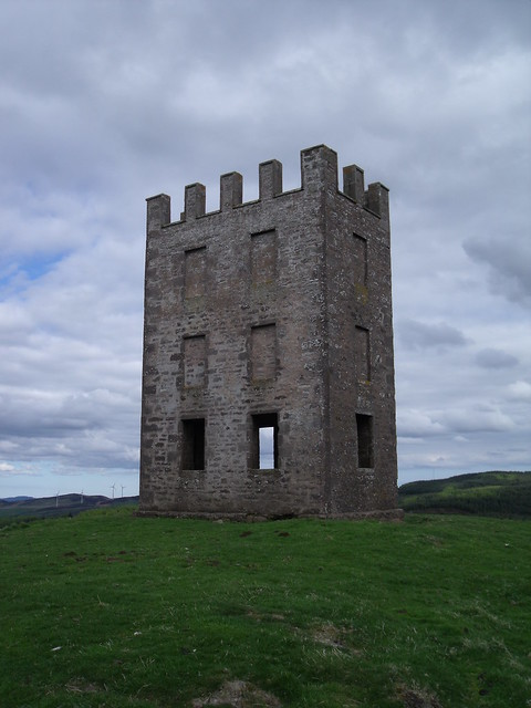 Kinpurney Tower