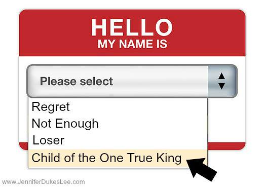 Hello My Name is ...