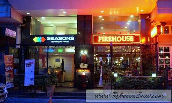 BKK- Firehouse Pub and restaurant - Best Burgers in Bangkok, rebeccasaw