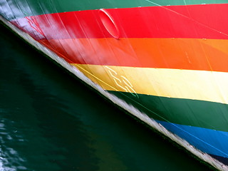 Rainbow Warrior in North Vancouver (2)