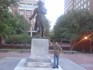 Image of Robert Morris. philadelphia reading pennsylvania pa