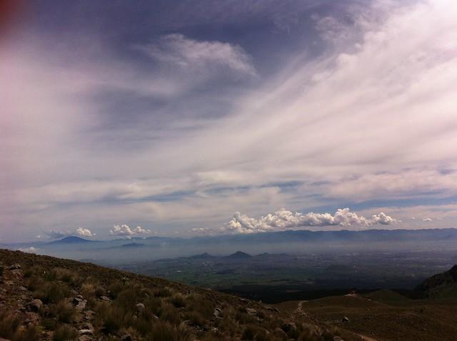 Volcán Xinantecatl, Estado de México
