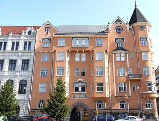 Torilinna, Helsinki