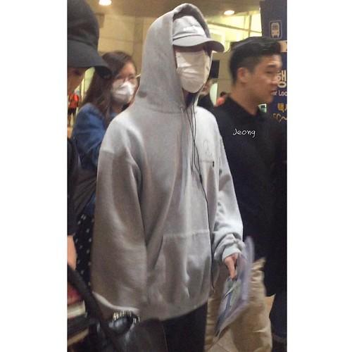 BIGBANG arrival Seoul ICN from Macau 2016-09-05 (5)