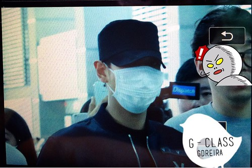 Big Bang - Incheon Airport - 26jun2015 - GDREIRA - 10
