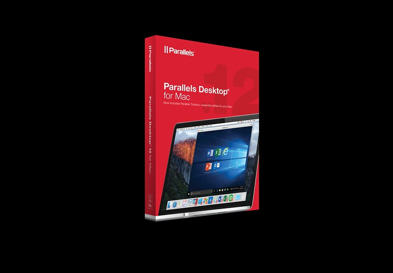 Parallels Desktop 12 for Mac Box