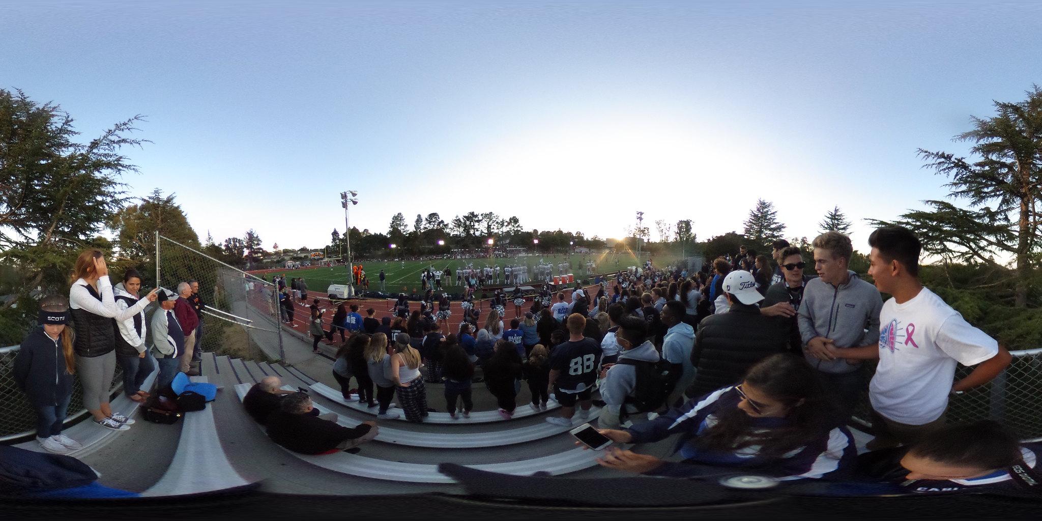 August 26, 2016 Aragon vs. Carlmont