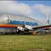 F-BTGV Aero-Spacelines 377SGT Super Guppy Airbus Skylink by elevationair ✈