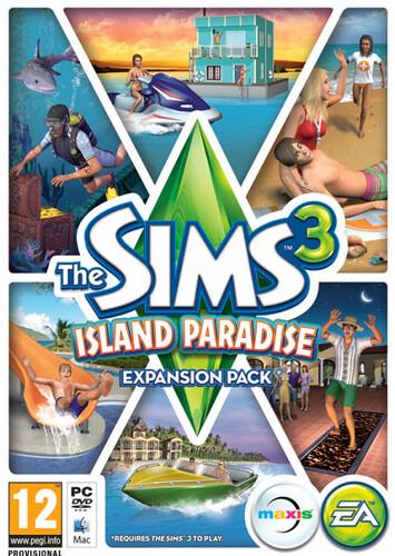 Paradise Island cover